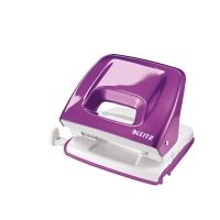 HOLE PUNCH LEITZ 5151 WOW SWEDISH PURPLE
