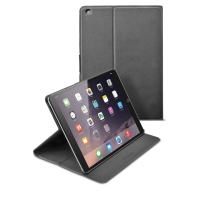 FODRAL CELLULAR LINE FOLIO TILL IPAD AIR2 SVART