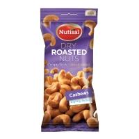 CASHEW NÖTTER NUTISAL SALTADE 60 GRAM