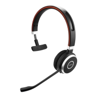 HEADSET JABRA EVOLVE 65 MS MONO
