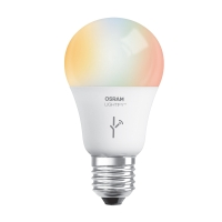 GLÖDLAMPA OSRAM LIGHTIFY STANDARD 10W RGBW MAT E27