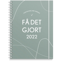 BURDE 91 1220 FÅ DET GJORT VECKAKAL. A5