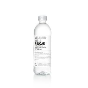 Vatten Vitamin Well Reload 0,5 12 st/fp - priset är inkl. pant