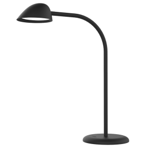 BORDSLAMPA UNILUX EASY LED SVART