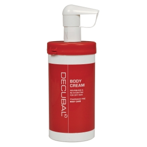 Body cream Decubal med pump 485g
