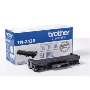 Lasertoner Brother TN2420 svart  3 000 sidor