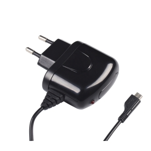 Techly mikro-USB-laddare 2,1 A 1,5m svart
