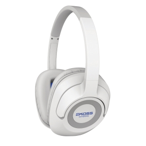 Headset Koss bt539iw trådlös vit