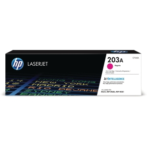 Lasertoner HP 203A CF543A 1 300 sidor magenta