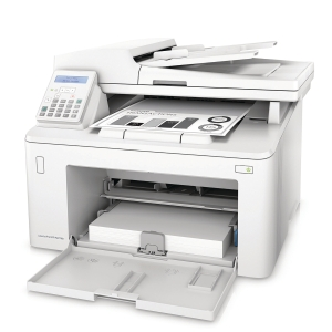 Printer HP m227fdn sort/hvid