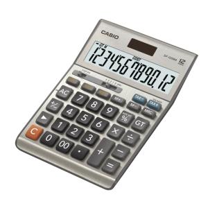 Bordsräknare CASIO df-120bm 12-siffrig