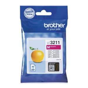 Bläckpatron Brother LC3211 200P magenta