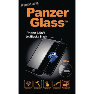 PANZERGLASS PREM IPHONE 6/6S/7/8 JET SV