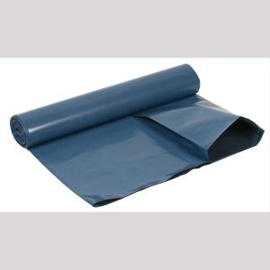 Sopsäck pe 160l blå/svart rl10