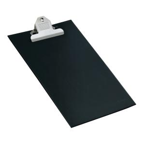 Skrivplatta Bantex Jumboclip 36 x 22 cm svart
