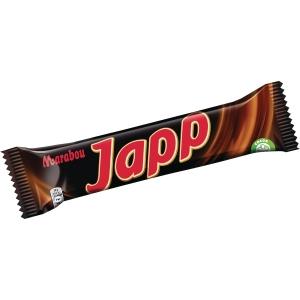 Choklad Japp dubbel, förp. med 20st. à 60g