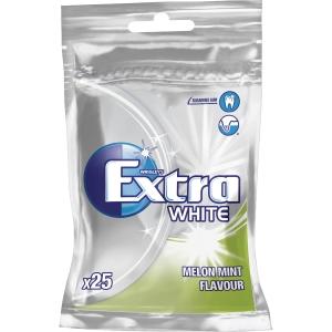 WRIGLEY EXTRA WHITE MELON MINT 35G