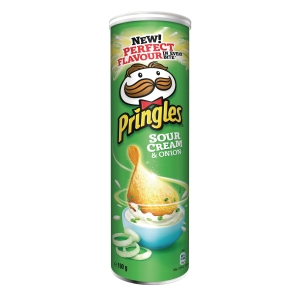 PRINGLES SOUR AND ONION 190G