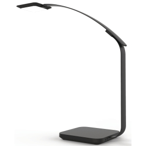 UNILUX TIMELIGHT DESK LAMP BLACK