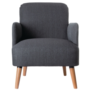 PAPERFLOW BROOKS ARMCHAIR ANTRACIT
