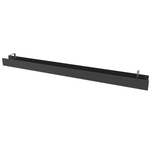 FUMAC CABLE TRAY OPENABLE 180-200CM BLK