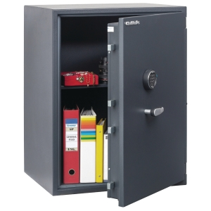 Chubbsafes Senator G1 30P modell 4 brand- och inbrottsskåp med elektroniskt lås