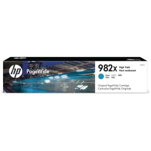 Bläckpatron HP 982X T0B27A 16 000 sidor cyan