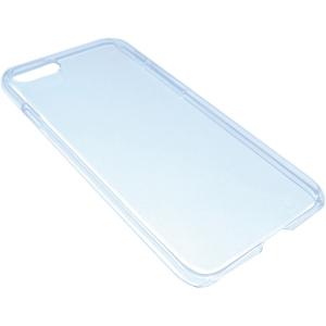 Mobilskal Sandberg, till iPhone 7/8, hårt, transparent