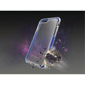 Skal Cellularline Tetra Force Iphone 7/8+ blå