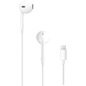 Hörlurar Apple EarPods, med Lightning-kontakt