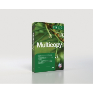 Multifunktionspapper Multicopy Original A3 160 g 250 ark/fp