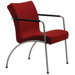 LANAB ALLO CHAIR RED