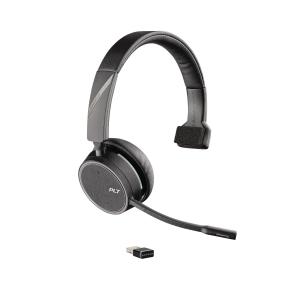 Headset Plantronics Voyager 4210 Mono Bluetooth USB-A