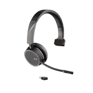 Headset Plantronics Voyager 4210 Mono Bluetooth USB-C