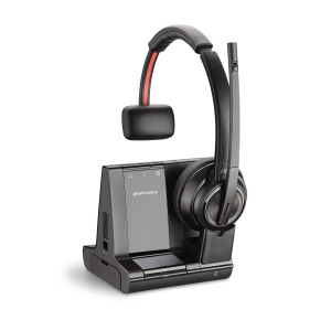 Headset Plantronics Savi W8210/M Mono DECT trådlöst