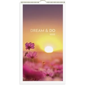 Kalender Burde 91 1736 Dream & Do 250 x 450 mm
