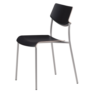 LANAB OFFICELINE ALLO CHAIR BLACK