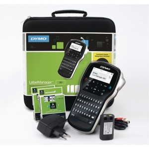 DYMO LABELMANAGER 280 KITCASE SET