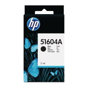 INKJET PATRONER HP 51604A SVART