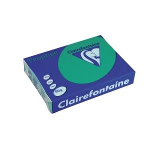 Papper Trophée 1783 A4 80g skogsgrön 500 ark/bunt