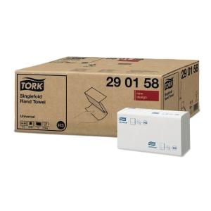Pappershandduk Tork Universal soft V-vikt 290158 H3 15 fp/kartong