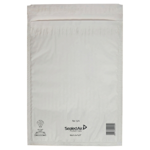 MAILTUFF CUSHIONED MAILERS BAGS 240 X 330MM (9 1/2 X 13INCH) - BOX OF 50