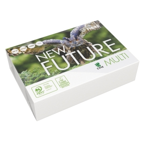 KOPIERINGSPAPPER NEW FUTURE MULTI A5 80G 500 ARK/BUNT