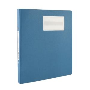 Pappringpärm, 29 mm, A4, blå