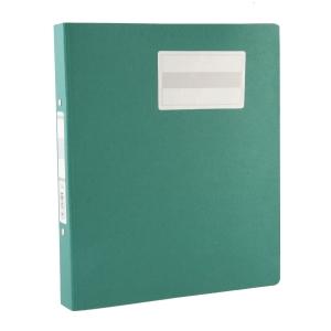 Pappringpärm, 29 mm, A4, grön