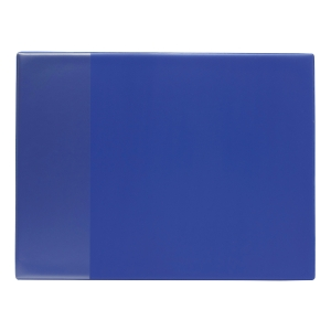 Skrivunderlägg Profi, 40x52cm med klaff, blått