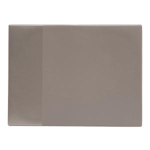 Skrivunderlägg Profi, 40x52cm med klaff, grått
