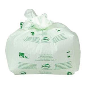 Sopsäck kompostbar 30my 30 liter 25 påsar/rulle