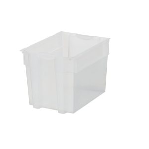 PLASTBACK 21 L 285X394X294 MM TRANSPARENT