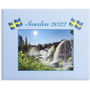 Kalender Burde 91 1730 Sweden med kuvert 300 x 480 mmALBUNDEN 300X480MM